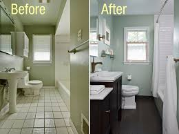 Bathroom Improvement before and after diy bathroom renovation ideas idolza 1598 by uwakikaiketsu.us