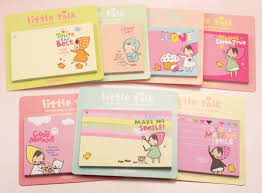 uk diy deco kawaii craft supplier cute kawaii style post it cute kawaii style post it notepad memo pad stationery choose design