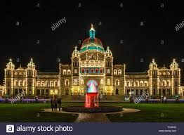 Victoria Parliament Building Lights Parliament Buildings Christmas Lights Victoria Vancouver