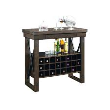 wall hanging wine rack laurel foundry modern farmhouse bottle for towels wood