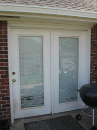 pella french doors. Astounding Front Porch Design Using Pella Hinged Patio Doors : Fetching Decoration With White French