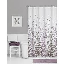 purple and silver shower curtain. Maytex Sylvia Printed Faux Silk Fabric Shower Curtain, Purple And Silver Curtain