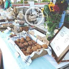 Bake Sale Display Farmers Market Baked Goods Display Ideas Images Free Download