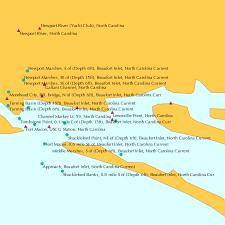 Lenoxville Point North Carolina Tide Chart