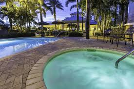 the swimming pool at or near hilton garden inn fort myers