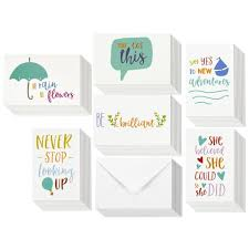 Inspirational Cards Motivational Quote Inspiring BULK Business 40pcs Inspiration Quote Cards
