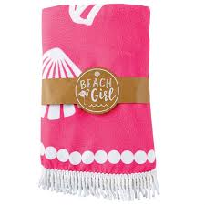 cool beach towels for girls. Pink Beach Girl Round Towel Cool Towels For Girls Y
