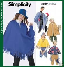 Fleece Poncho Pattern With Hood Awesome Easy Free Patterns Page 48