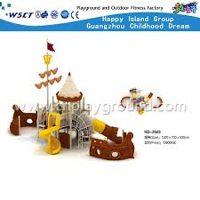 new design outdoor pirate ship galvanized steel playground for children play hd 3503