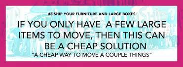 Shipping Furniture Cross Country Creative Custom Ideas