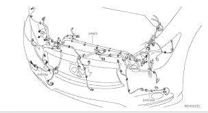 2014 infiniti qx60 oem parts infiniti usa estore 2015 Infiniti Q50 Fuse Box Diagram wiring 240 front end harness Infiniti M35x Fuse Box Diagram