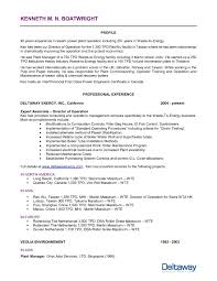 Power Plant Operator Resume Power Resume Format Resume Samples