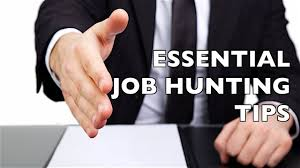 essential job hunting tips