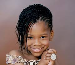Short Hair Style For Black Girls hairstyles for little black girls with short hair braiding 1147 by stevesalt.us