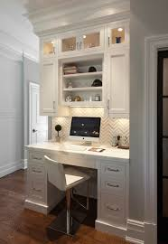 Desk in Kitchen view full size