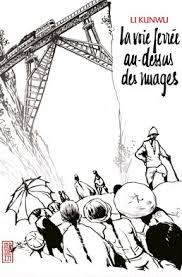LA VOIE FERREE AU-DESSUS DES NUAGES (couverture)