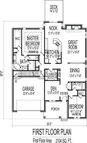 open two story floor plans 2 bedroom house with open floor plan single story house plans open two