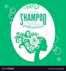 Shampoo Logo Design Shampoo Women Label