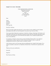 Internship Application Letter Cover Letter Templates Internship Cover Letter Template