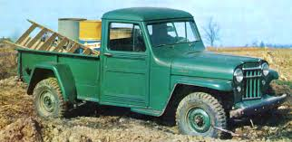 Willys Jeep Truck - Wikipedia