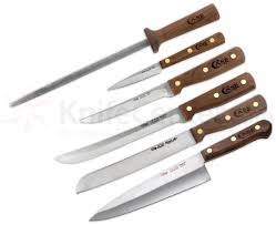 Case 7 Piece Household Cutlery Block Set  KnifeCenter  07249Case Kitchen Knives