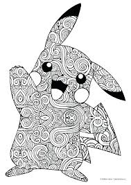 Printable Pokemon Coloring Pages Free Printable Coloring Pages For