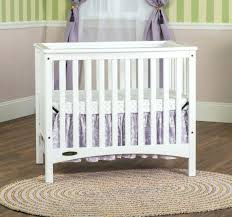 mini convertible cribs euro 2 in 1 crib with mattress combo mini convertible cribs
