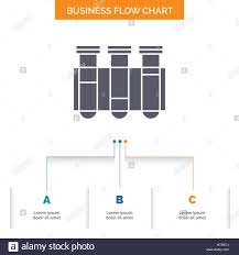 Blood Test Chart Template Test Tube Science Laboratory Blood Business Flow Chart