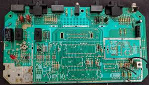 atari 2600 cpu running on a breadboard chester's blog Atari 5200 an atari vcs (jr ) board, without several components the schematics