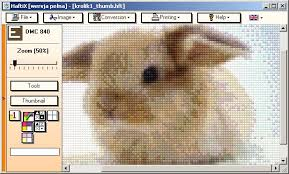 Cross Stitch Pattern Generator Impressive HaftiX Crossstitch Pattern Design Software Photo To Chart
