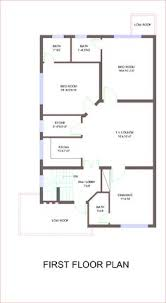 Small Picture 1 kanal house drawing floor plans layout with Basement in DHA