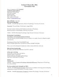 Counseling Psychologist Sample Resume Cover Letter Psychology Resume Samples School Template Counseling 82