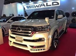 2016 Wald Toyota Land Cruiser Tokyo Auto Salon 2016 - YouTube