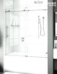 how to install bathtub sliding glass doors bathtubs install bathtub sliding glass door shower and tub