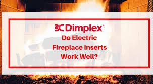 dimplex electric fireplace insert review