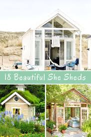 home office sheds. 18 Beautiful She Sheds This Is For The Ladies! Craft Shed   Home Office In