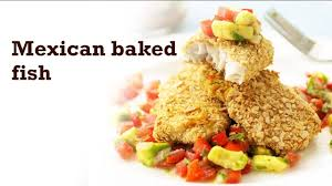 Mexican Baked Fish Recipe - Cook.me Recipes