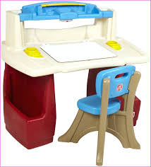 kids art desk table storage drawing activity chair draw toddler