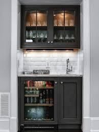 great home bar ideas. you can squeeze a home bar in an akward niche great ideas s