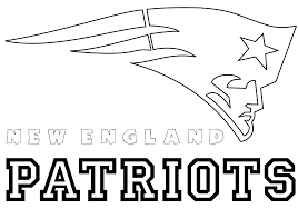 new england patriots coloring pages nfl coloring pages new england
