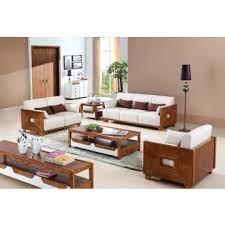 bb01 china living room wood sofa set