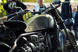 swap meet crap rat bike of the day vw powered turbo diesel