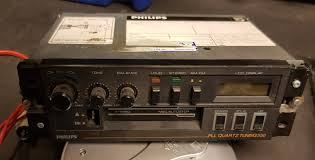 Vintage Bil stereo: PHILIPS 550 OCH 750 ...