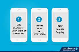 citibank balance check by number sms