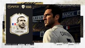 Football statistics of scott carson including club and national team history. Fancy Rolling Back The Years With Eric Cantona Or Xavi Ea Sports Reveal The 11 New Icons In Fifa 21 Daily Mail Online