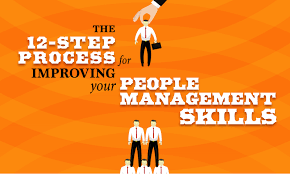 Effective Employee Management Strategy Gorgeous The 48Step Process For Improving Your People Management Skills