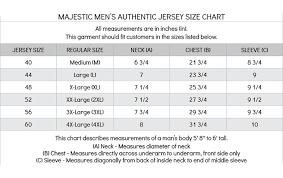 Majestic Jacket Size Chart Mlb Majestic Size Chart Kasa Immo