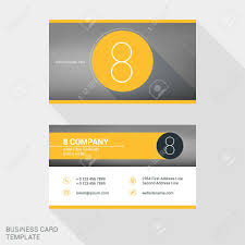 Creative Name Badge Design Creative And Clean Business Card Or Name Badge Template Number