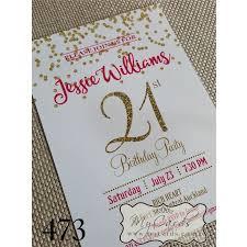 freshers party invitation cards 21 birthday invitation cards elearningninja