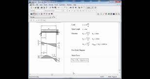Beam Design Formulas Mathcad Beam Design Formulas 15